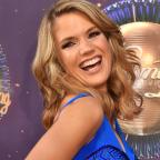 Chorley Citizen: Charlotte Hawkins: No Strictly 'Curse' for me – I'm happily married (Matt Crossick/PA)
