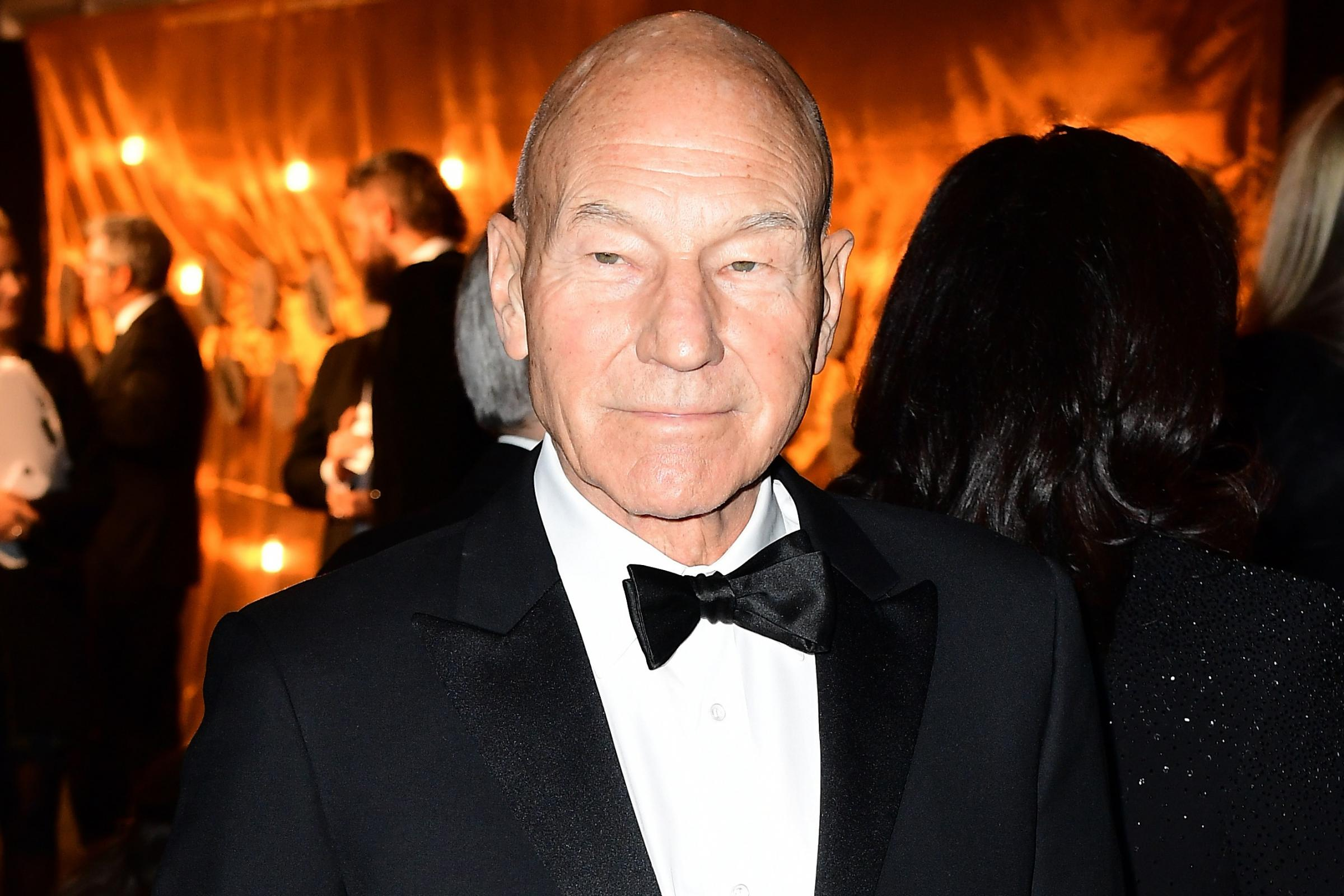 Sir Patrick Stewart: Las Vegas tragedy could be a spur for tighter gun laws ( Ian West/PA)