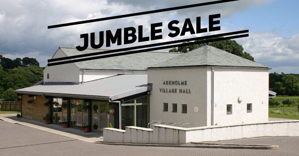 Arkholme annual Jumble Sale