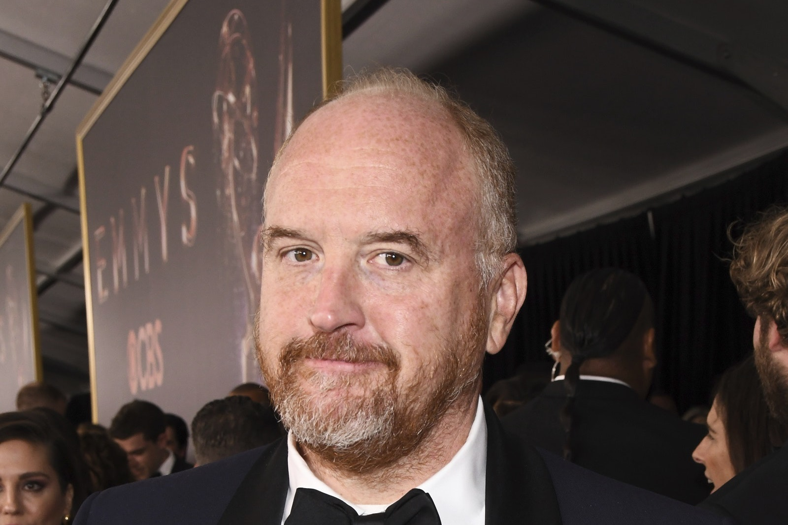 Louis C.K. ( Charles Sykes/Invision for the Television Academy/AP Images)