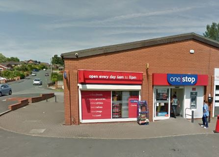 One Stop shop on Carr Lane, Chorley