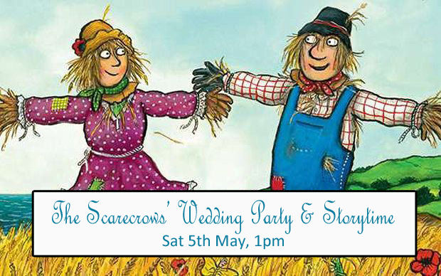 The Scarecrows' Wedding - Party & Storytime