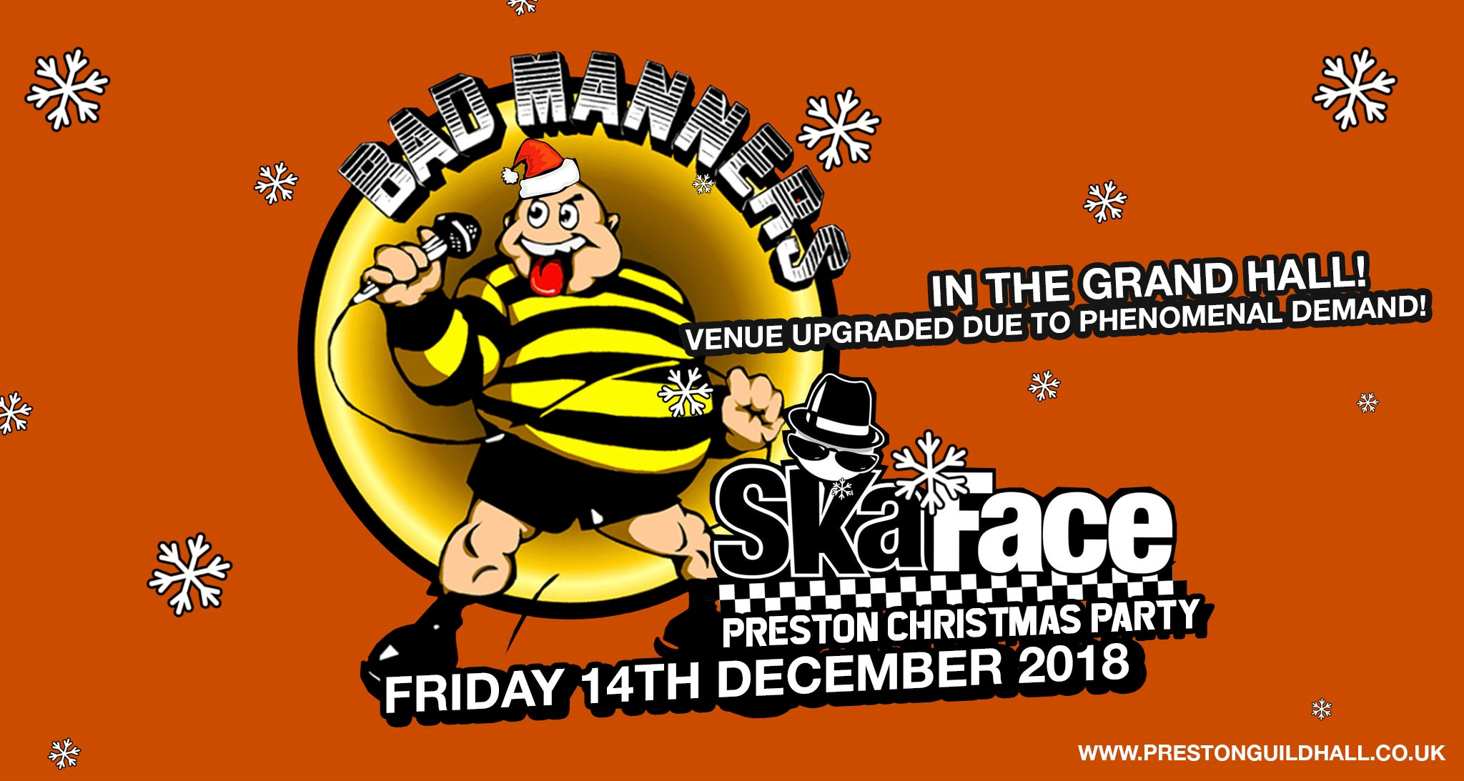Bad Manners & Ska Face