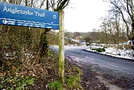 Chorley Citizen: GRUESOME FIND: Umair Waseem's body was found with horrendous injuries at this beauty spot