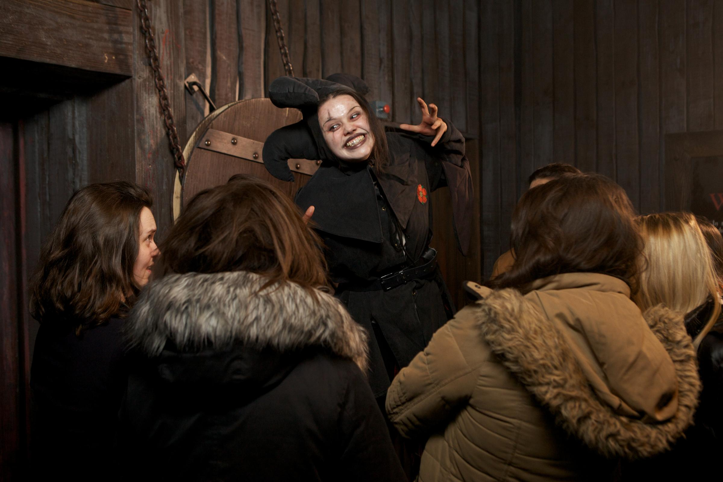 Half Term Halloween at The Blackpool Tower Dungeon