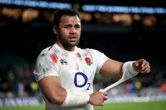 Billy Vunipola says England must keep their feet on the ground after crushing Ireland