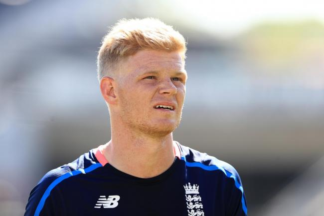 Sam Billings could be an injury worry for England