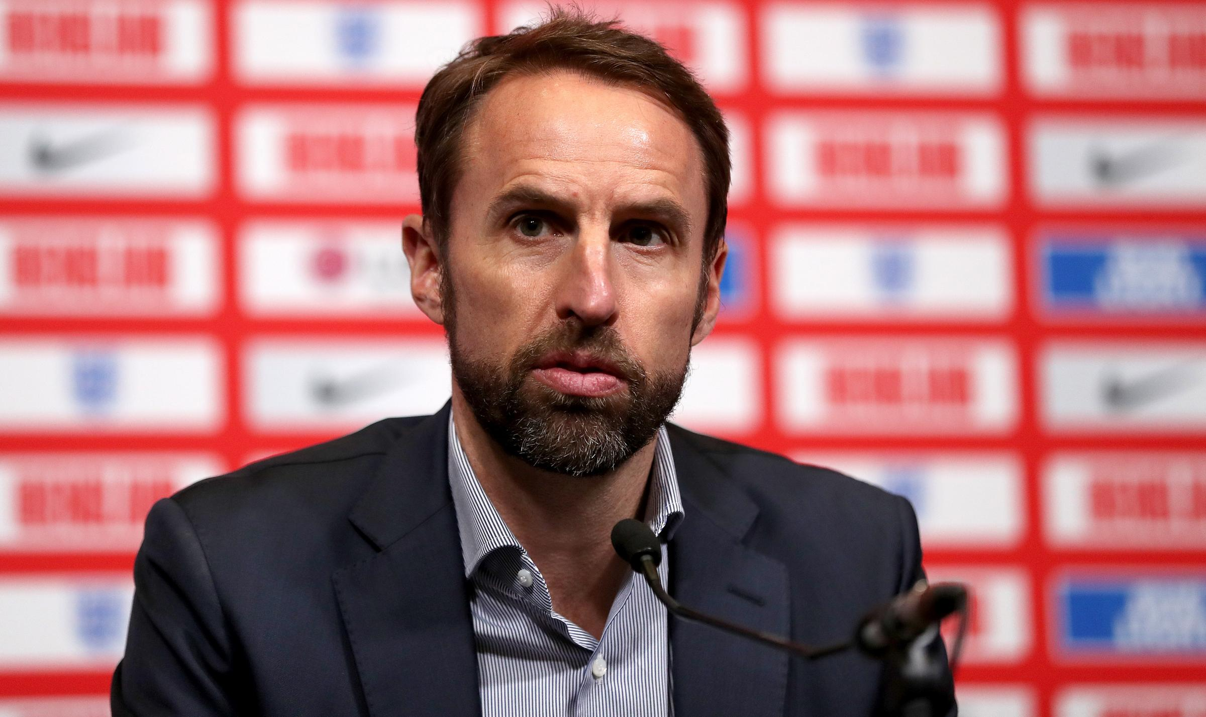 Gareth Southgate has named a 27-man England squad