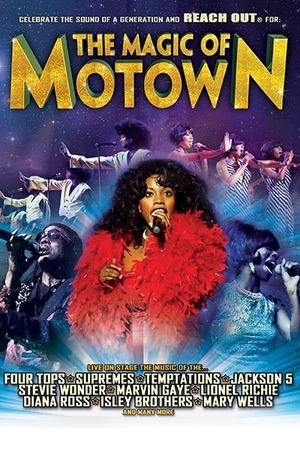 The Magic of Motown at Blackpool Grand Theatre July 2019